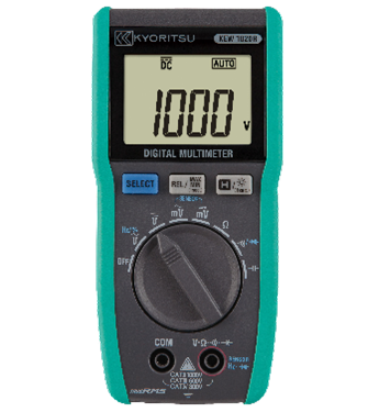 Trms Digital Multimeter Kew 1020R