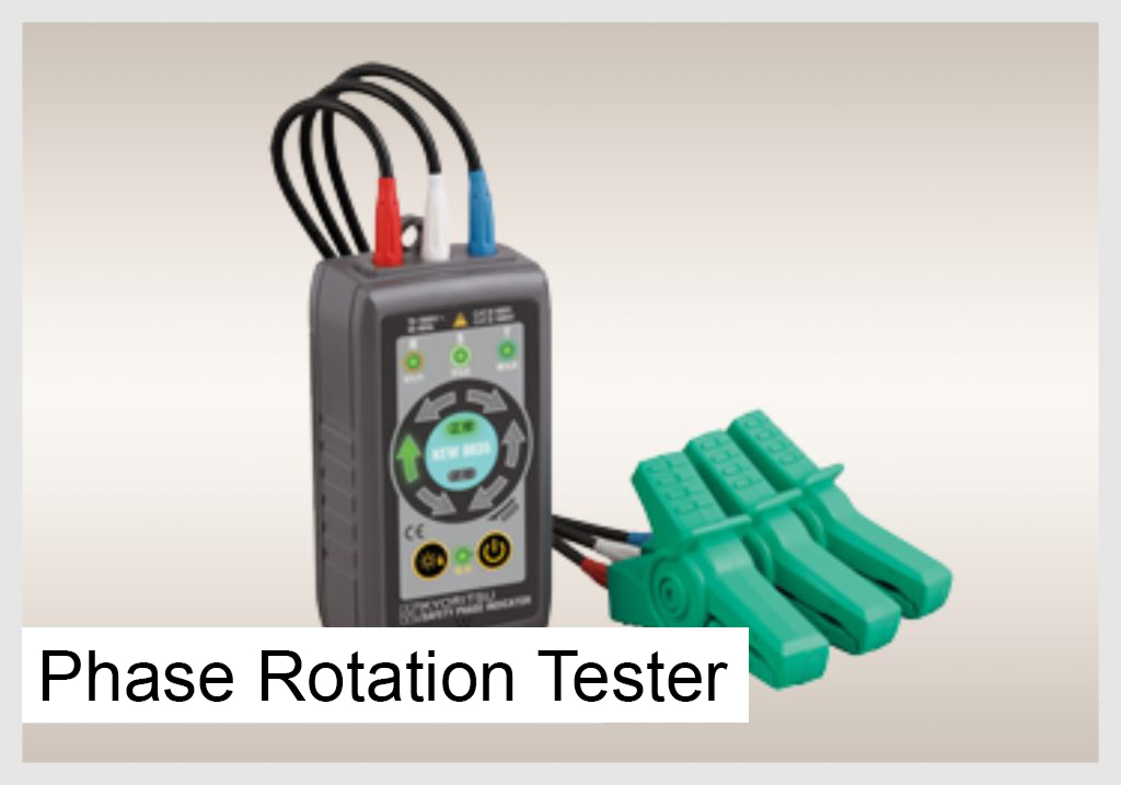 Phase Rotation Tester