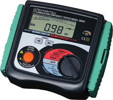 Continuity Testers MODEL 3005A
