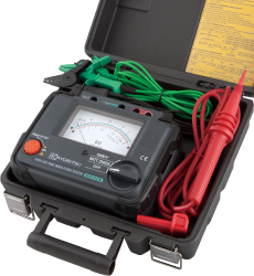 High Voltage Insulation Testers KEW 3122B