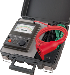 High Voltage Insulation Testers MODEL 3124