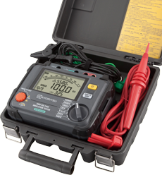High Voltage Insulation Testers KEW 3125A