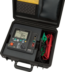 High Voltage Insulation Testers KEW 3127
