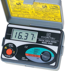 Earth Testers MODEL 4105A