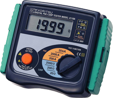 RCD/LOOP/PAT Testers MODEL 4118A