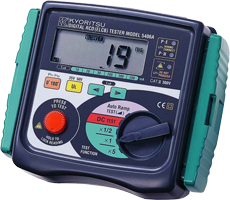 RCD Testers MODEL 5406A