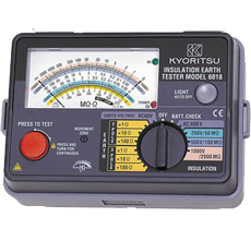 Multi Function Testers MODEL 6018