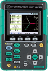 Power Quality Analyzer KEW 6315