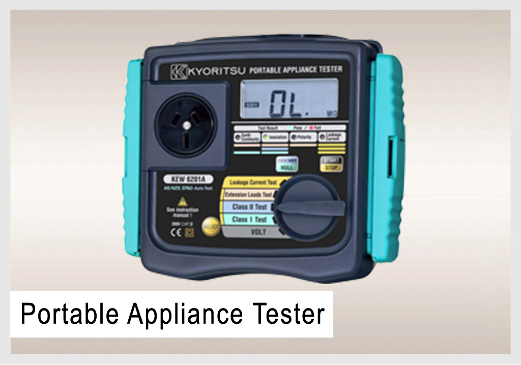 Portable Appliance Tester