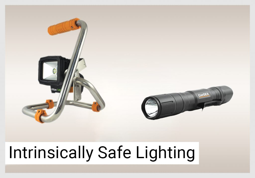 Intrinsically Safe Lighting