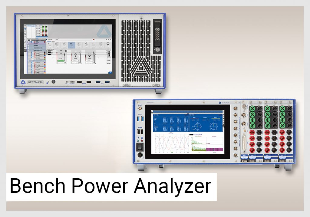 Bench Power Analyzer