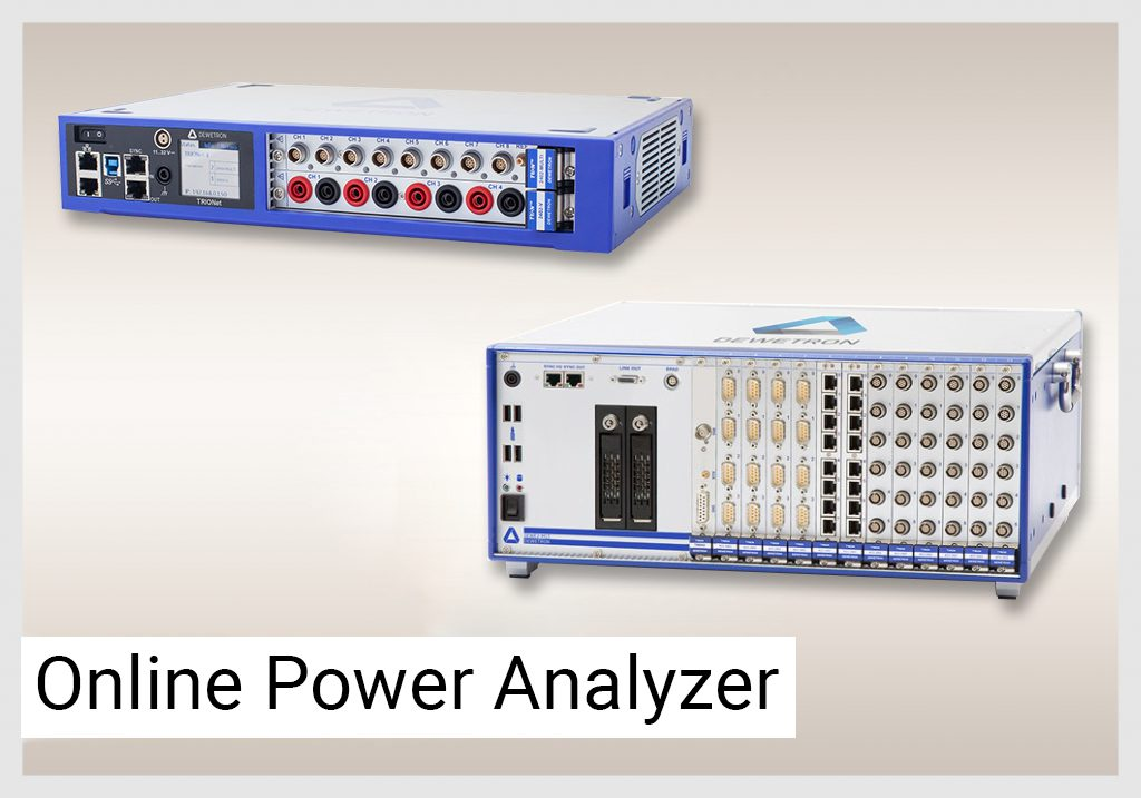 Online Power Analyzer